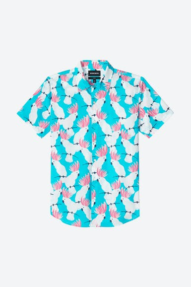 Reissued Riviera Short Sleeve Shirts