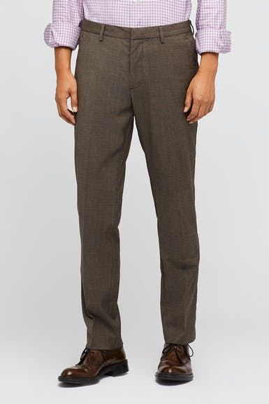 Performance Stretch Wool Dress Pants