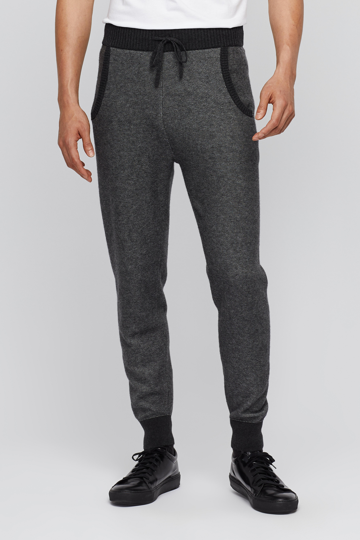 Cotton Cashmere Sweatpants