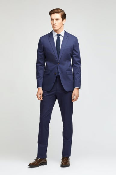 Jetsetter Stretch Italian Cotton Suit Jacket