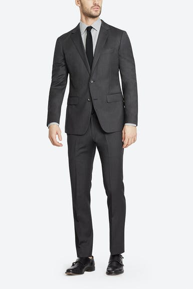 Foundation Italian Wool Suit Jacket