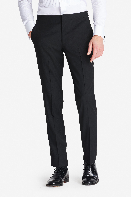 Lightweight Wool Tuxedo Pant thumbnail