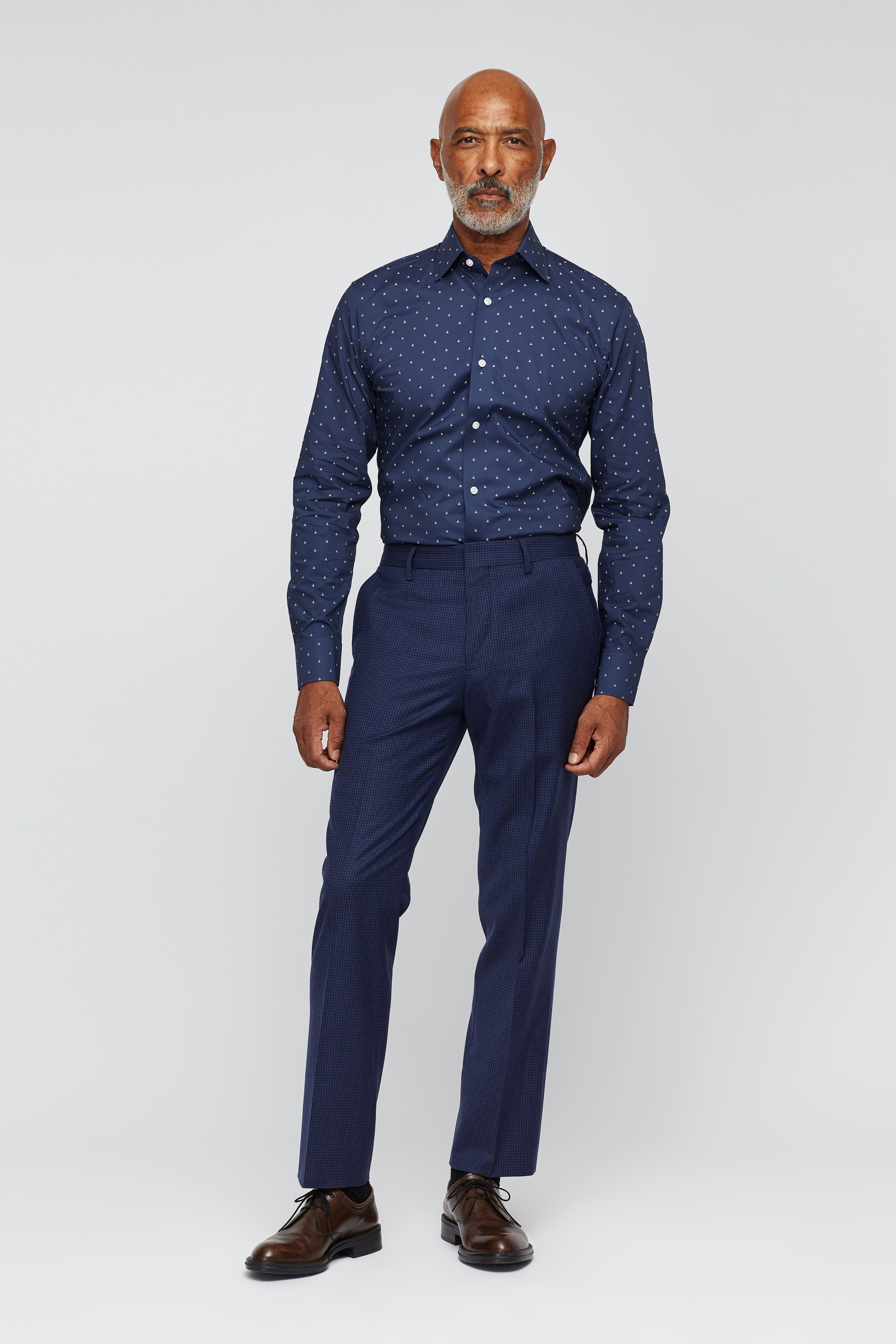 Jetsetter Stretch Italian Wool Suit Pant thumbnail