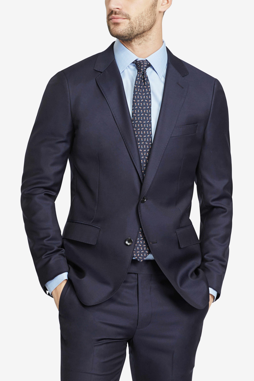 Capstone Italian Wool Suit Jacket thumbnail