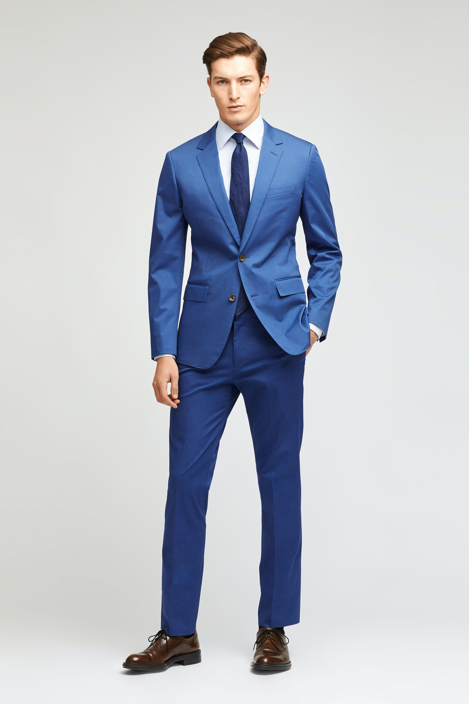 Jetsetter Stretch Italian Cotton Suit Jacket thumbnail
