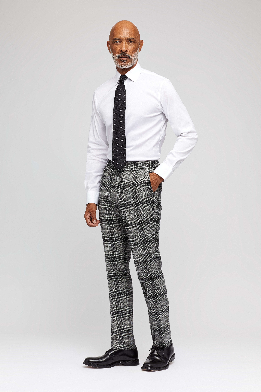 Jetsetter Stretch Italian Wool Suit Pant thumbnail