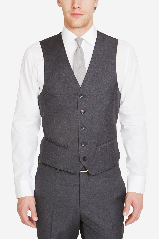 The Capstone Italian Wool Suit Vest thumbnail
