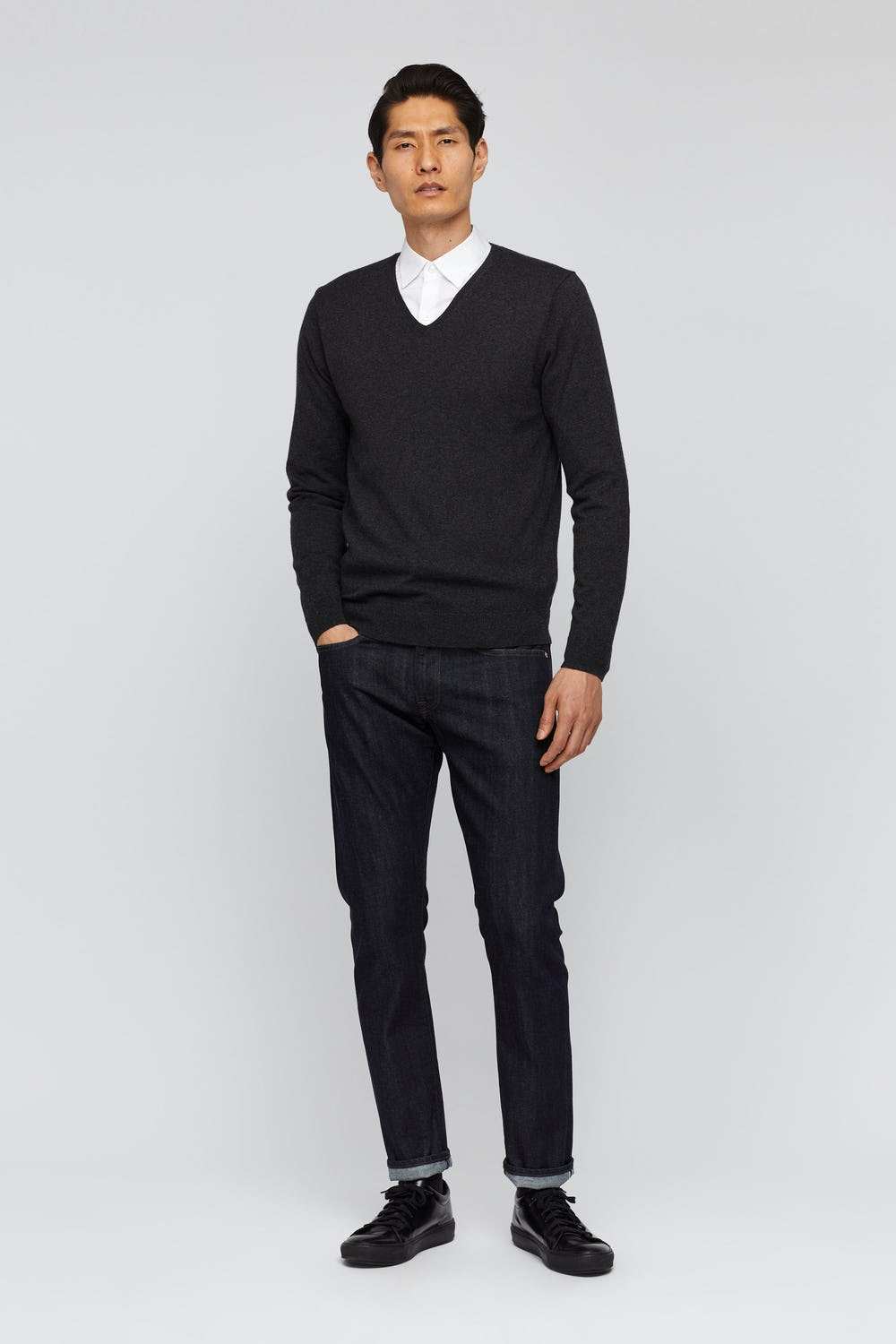 Bonobos Men's Cotton Cashmere V-Neck Sweater