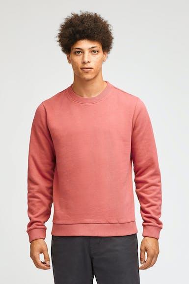 Fleece Crew Neck Sweatshirt