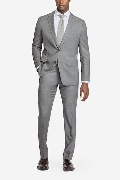 Foundation Italian Wool Suit