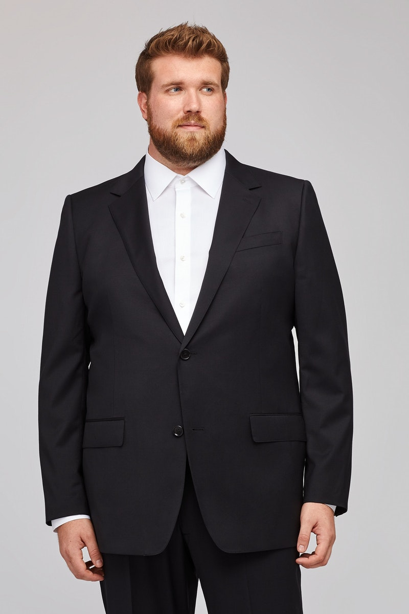 100a9200602 Jetsetter Stretch Wool Suit