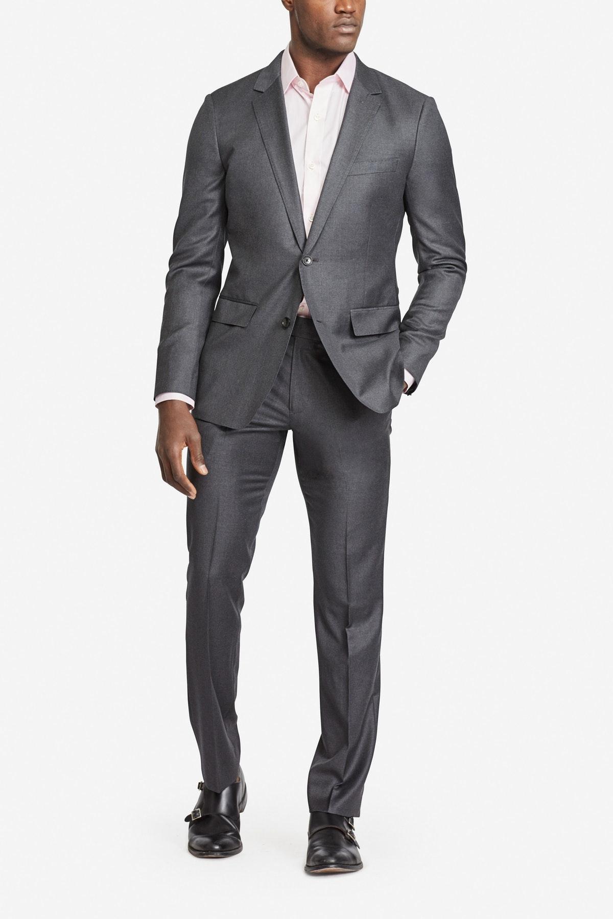Capstone Italian Wool Suit