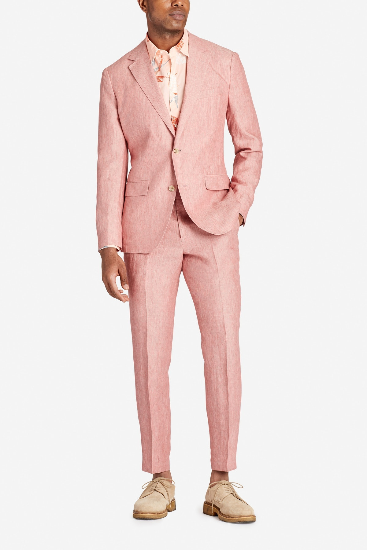 Lightweight Italian Linen Suit