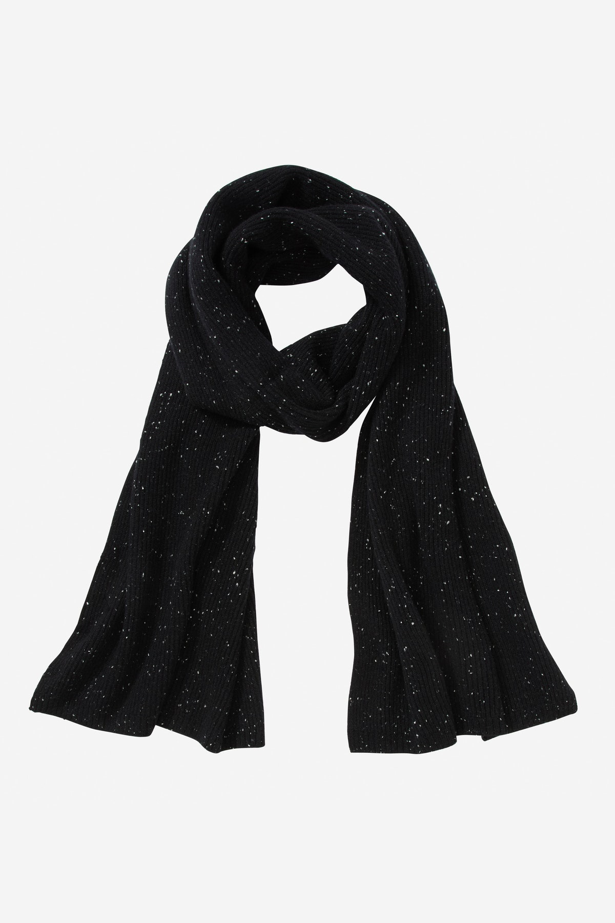 Cashmere Waffle Wool Scarf