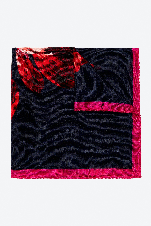 Wool Pocket Square