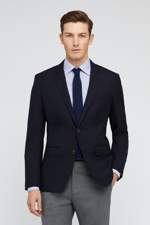 Foundation Italian Wool Blazer