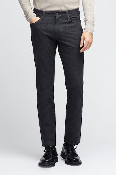 Heather 5-Pocket Pants