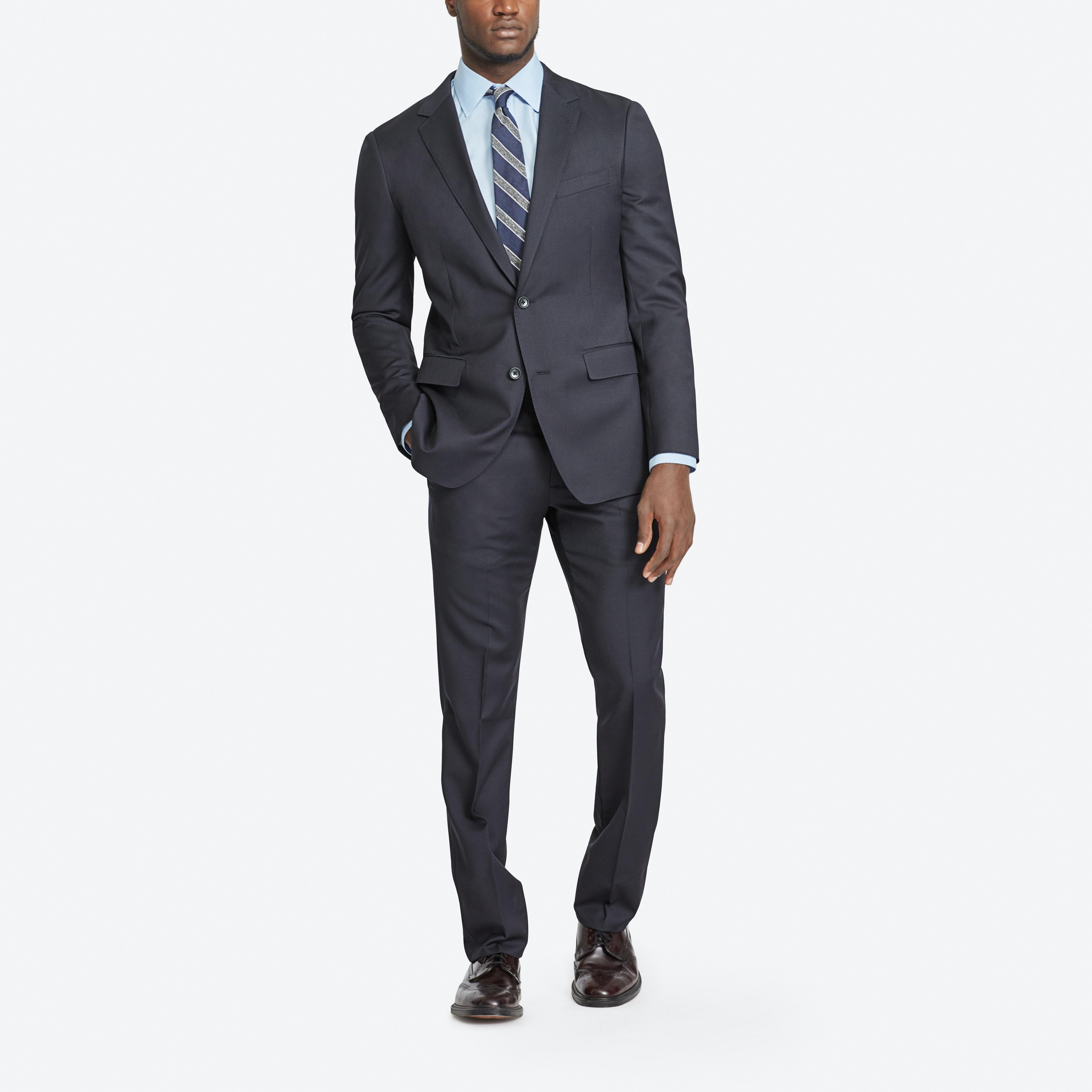 Foundation Italian Wool Suit