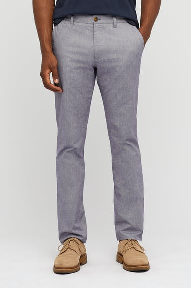 Oxford Stretch Chino