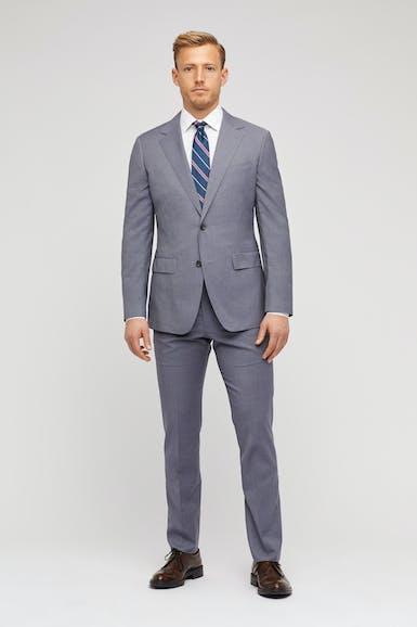 Lightweight Italian Wool Suit