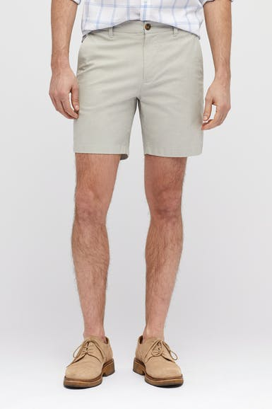 Oxford Stretch Chino Shorts