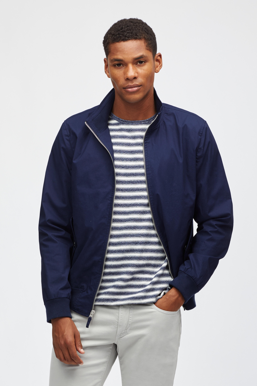 The Cotton Bomber Jacket