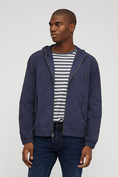 The Hooded Field Jacket
