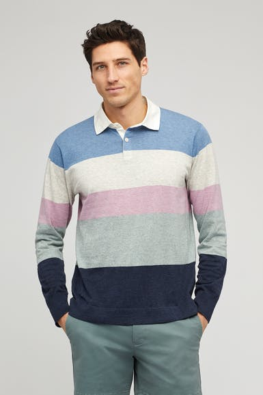 Lightweight Rugby Sweater