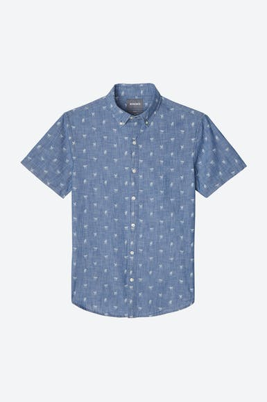 d4397beca Men's Short Sleeve Button Up Shirts | Bonobos