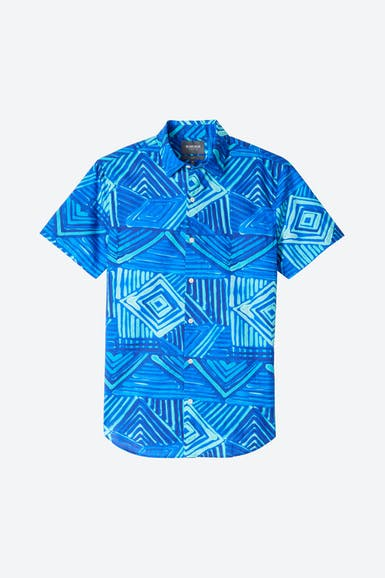 Amalfi Premium Short Sleeve Shirt