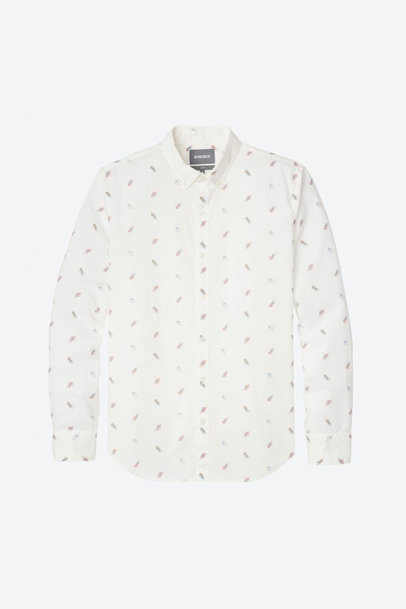 a56efeaacab6 Lightweight Button-Down Shirt