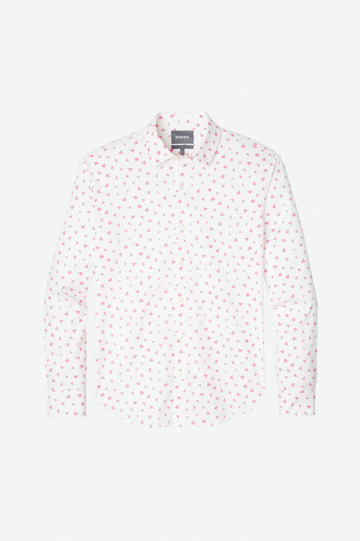 Tech Button-Down Shirt