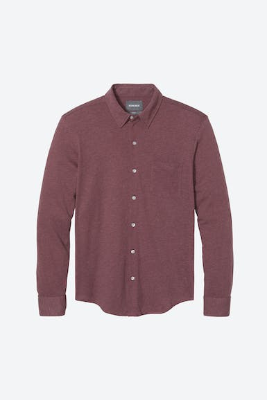 T-Shirt Button-Down
