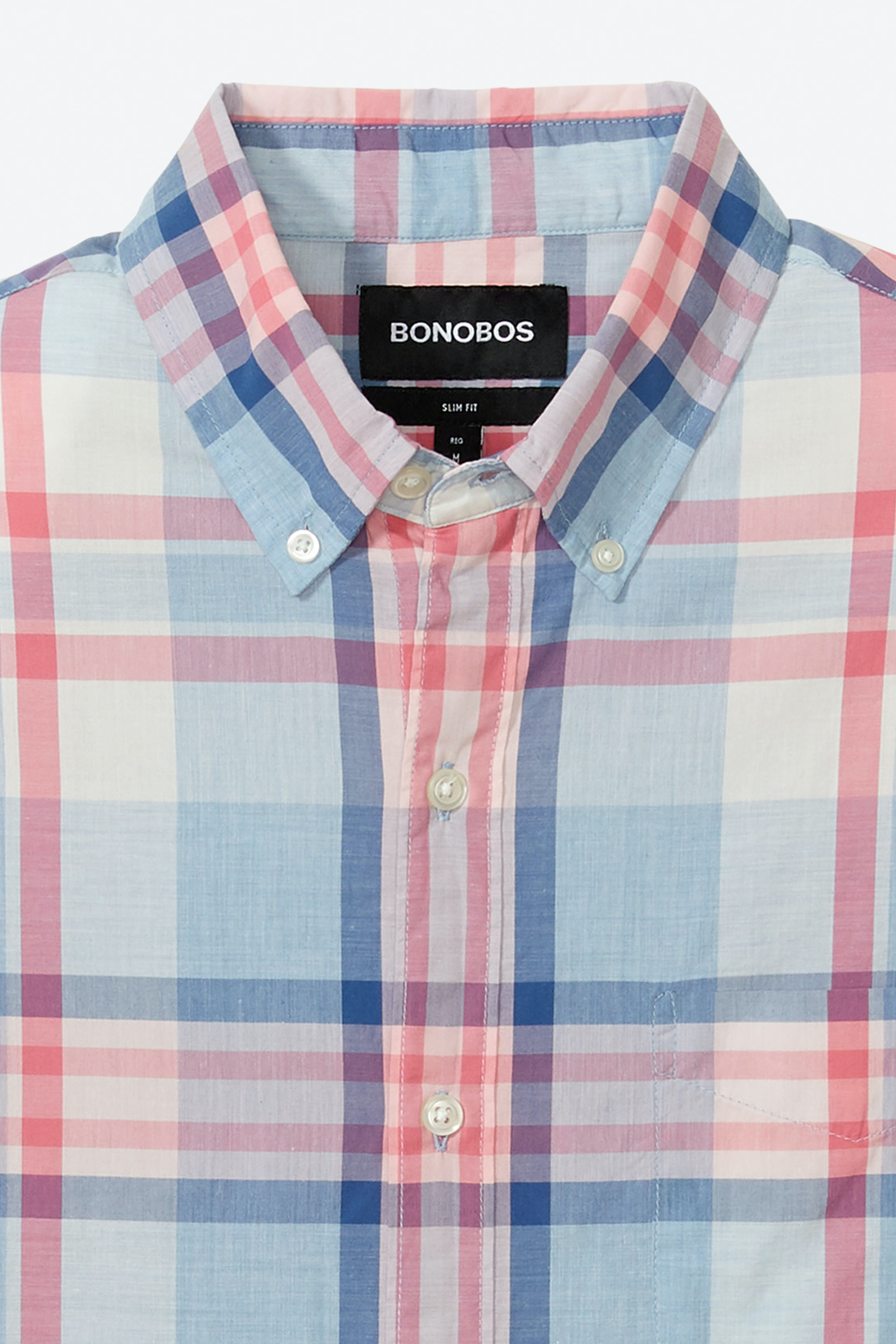 Lightweight Button-Down Shirt thumbnail