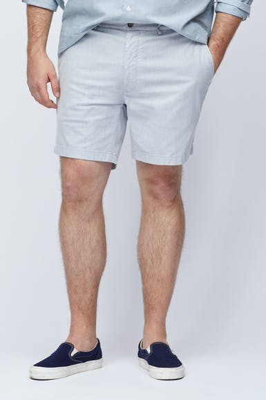 Stretch Lightweight Shorts Extended Sizes