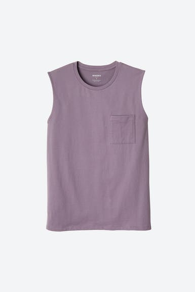 Ultrasoft Lounge Sleeveless Tee