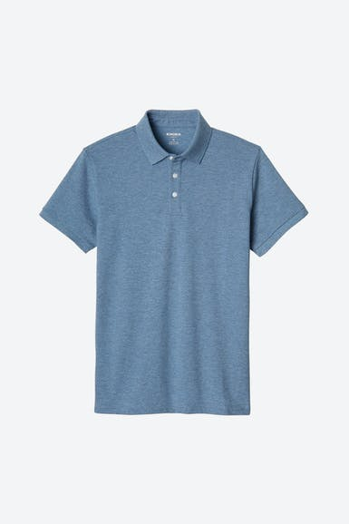 Classic Pique Polo Extended Sizes