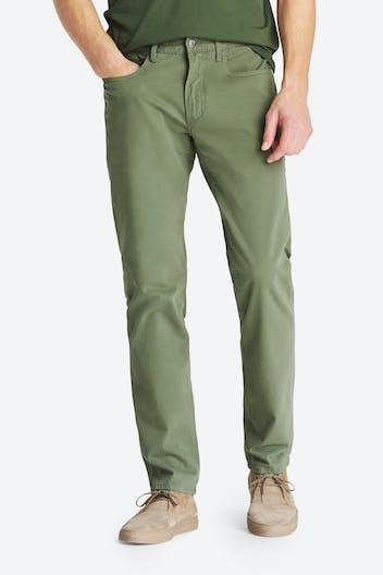 Italian Soft 5-Pocket Pants