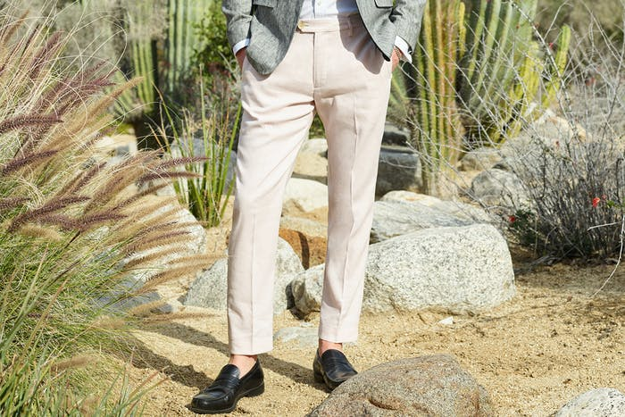 Editorial photo for Dress Pants category
