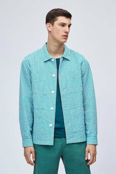 Limited-Edition Shirt Jacket