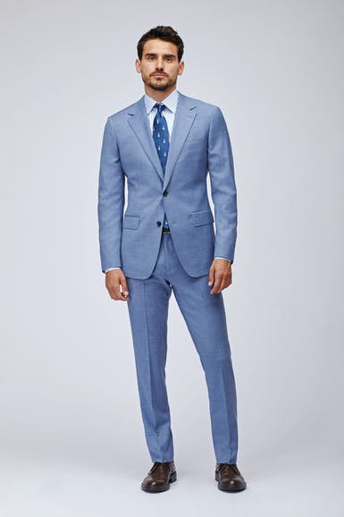 Jetsetter Stretch Wool Suit Jacket