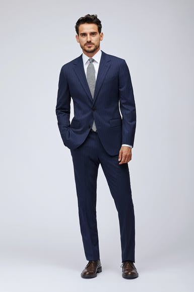 Jetsetter Stretch Italian Wool Suit