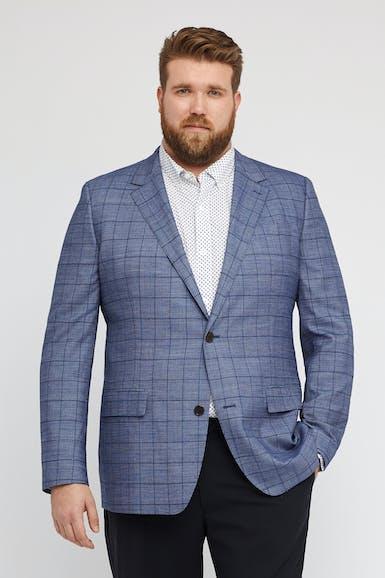 Jetsetter Stretch Wool Blazer Extended Sizes