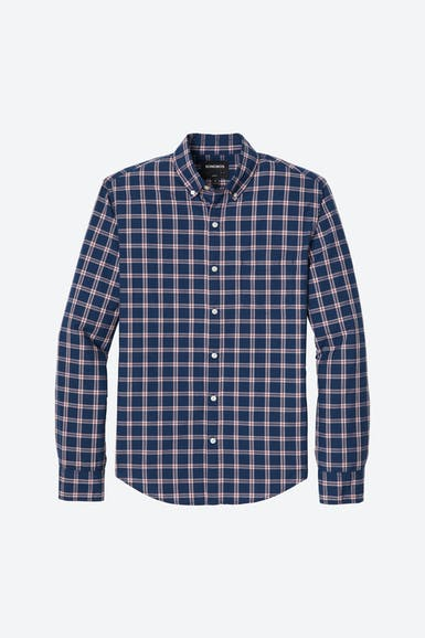 Washed Button-Down Shirt