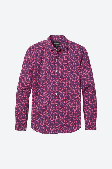 Premium Shirt Made with Liberty Fabric