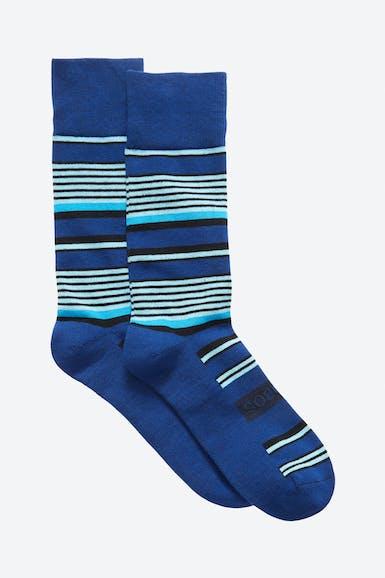 Cotton Blend Dress Socks