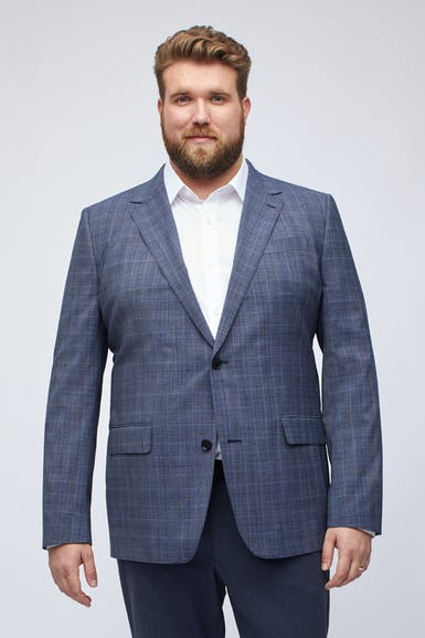 Italian Performance Wool Blazer
