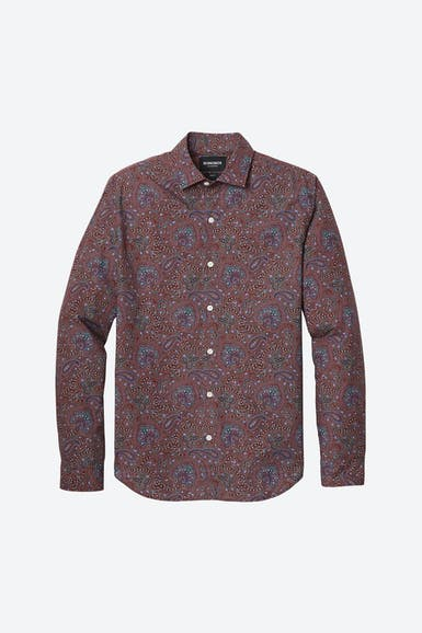 Premium Shirt Made with Liberty Fabric