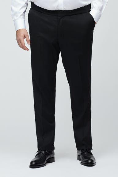 Italian Performance Tuxedo Pant