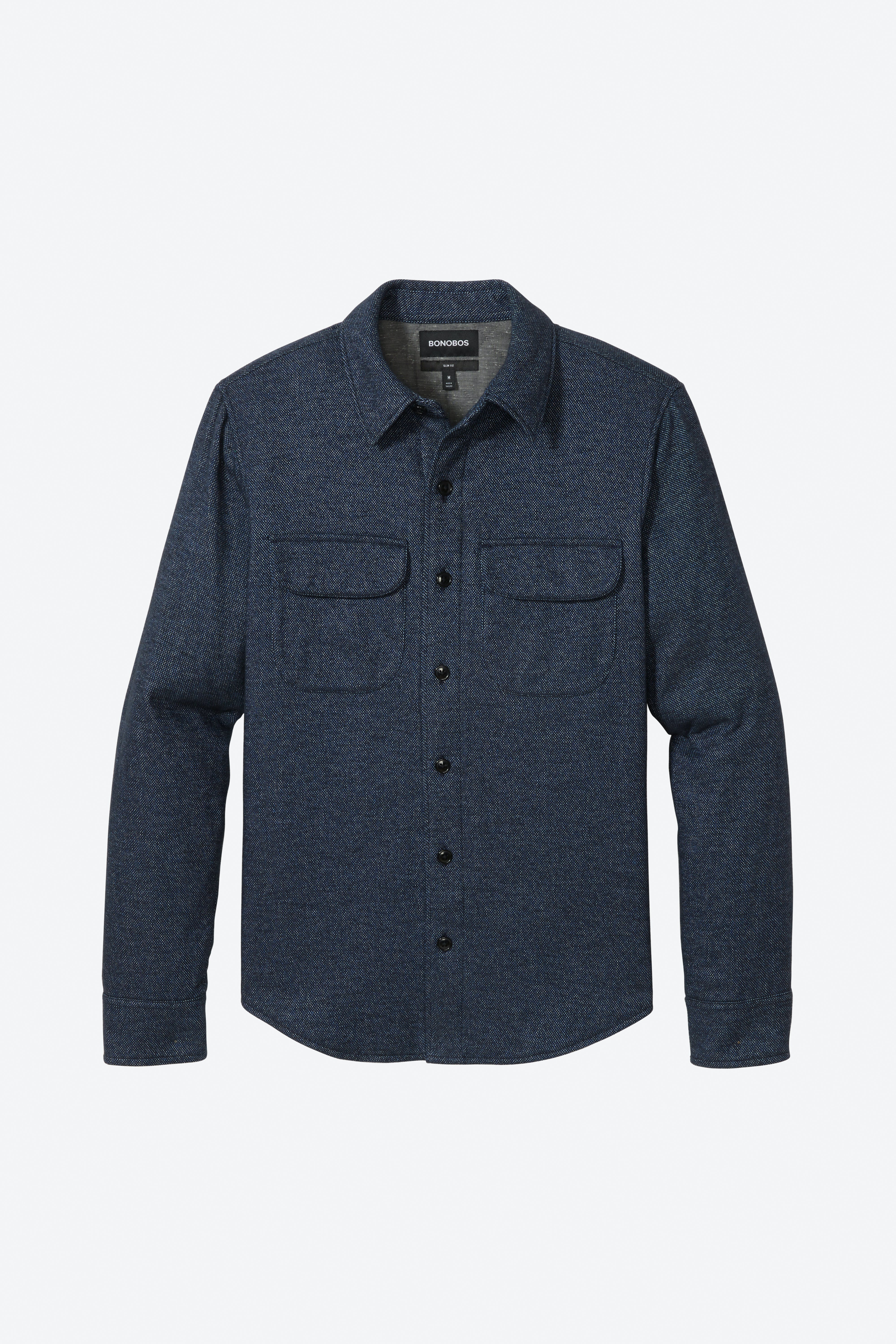The Cotton Shirt Jacket Extended Sizes